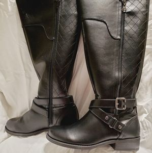 GBG Guess black boots